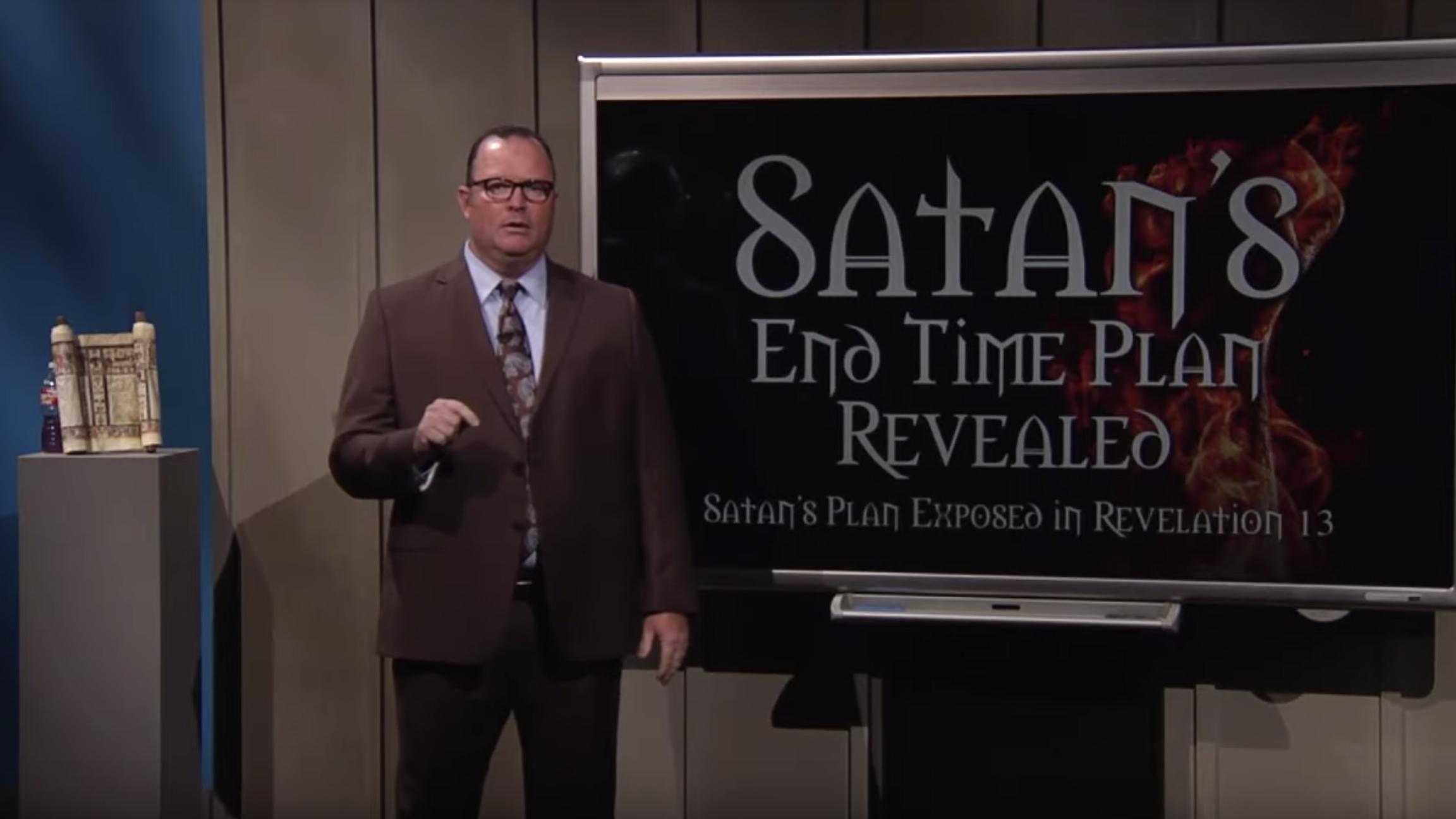 Satan's End Time Plan