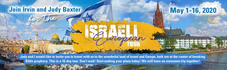 Israel-European Tour