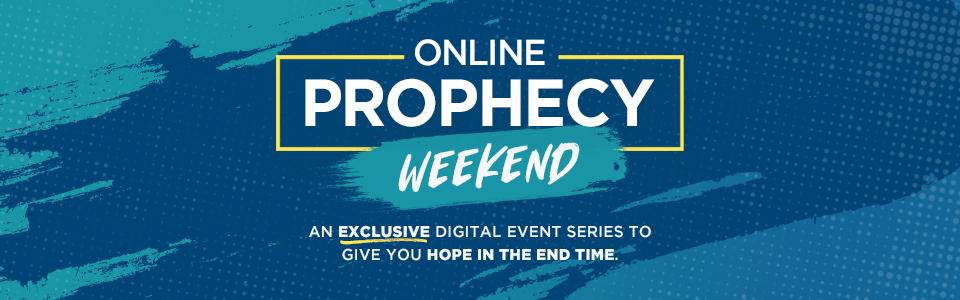 Online Prophecy Weekend | OPW