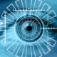 eye scan identification COMMERCIAL